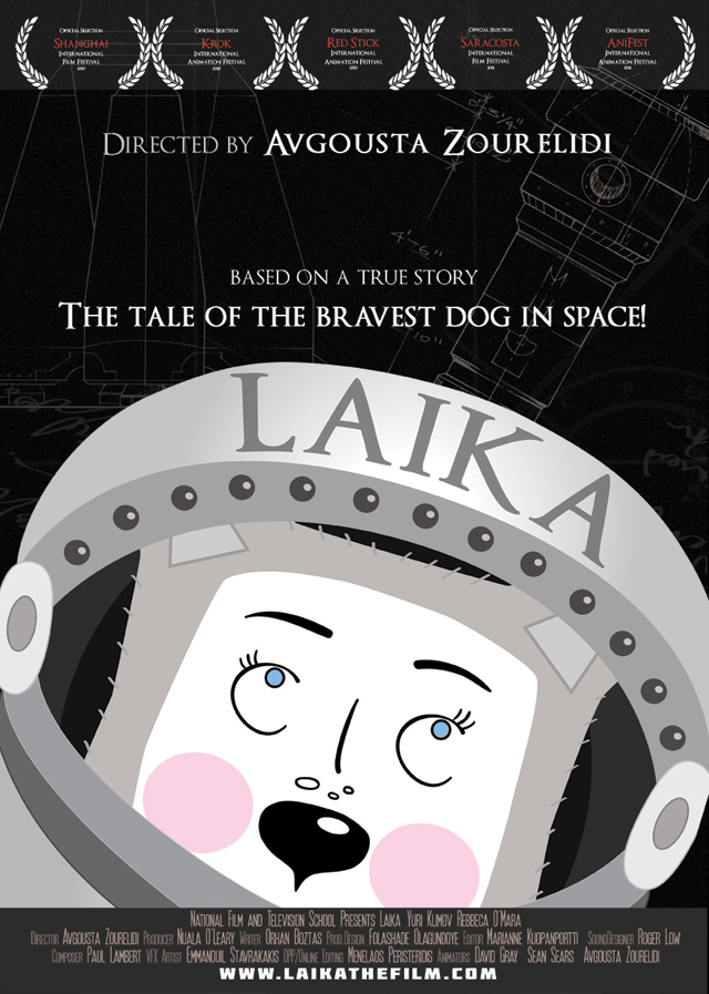 دانلود انیمیشن لایکا