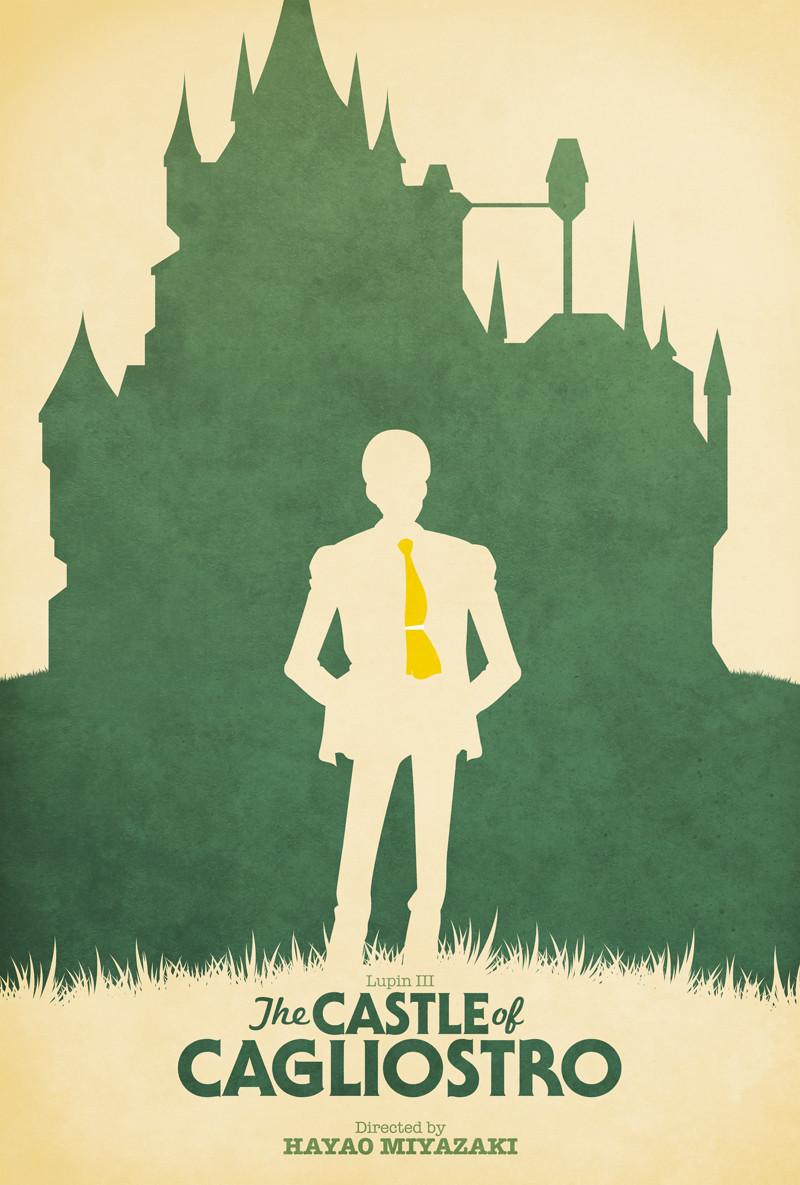 دانلود انیمیشن قلعه کاگلیسترو