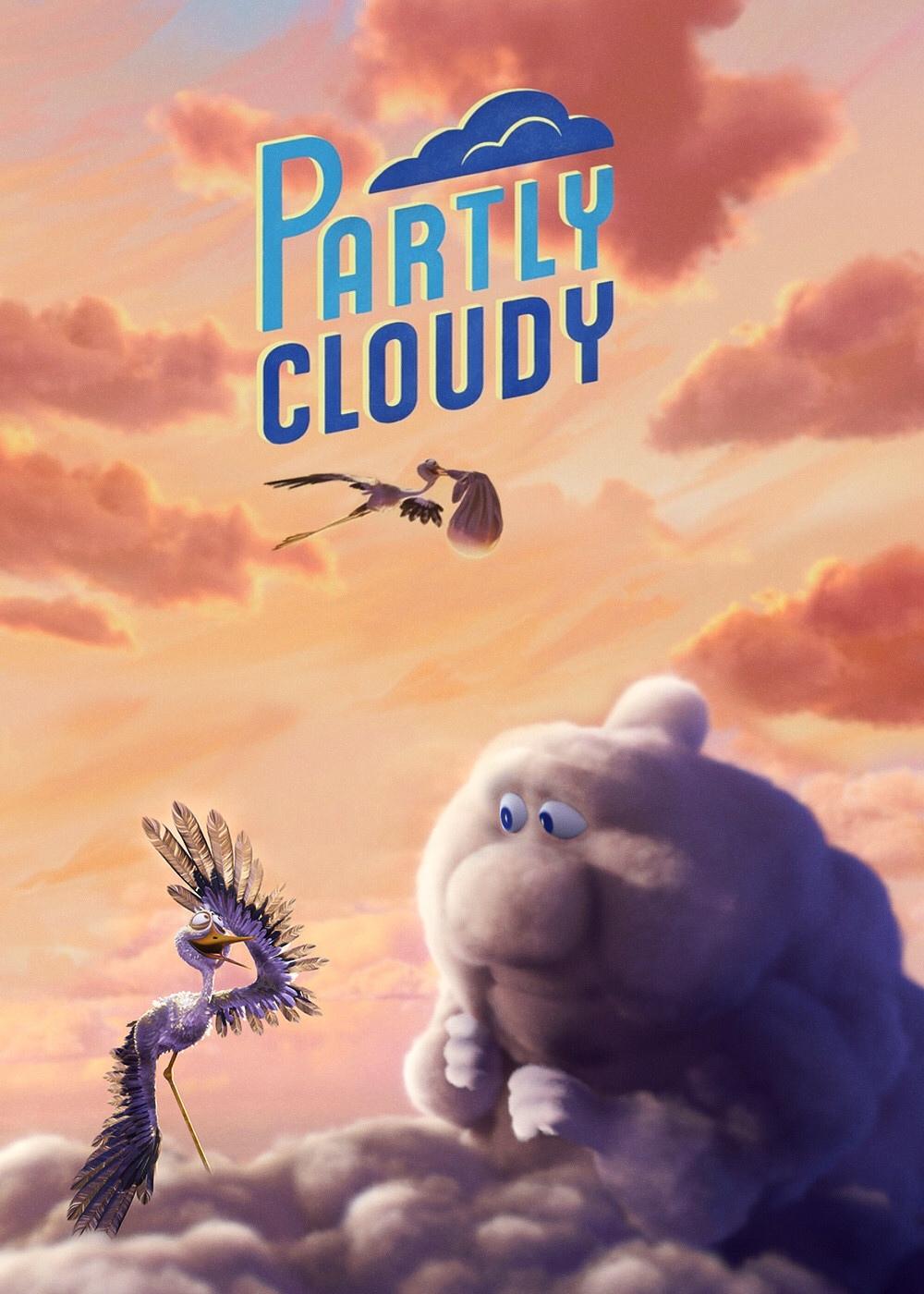 دانلود انیمیشن نیمه ابری