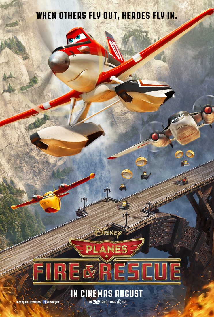 دانلود انیمیشن هواپیماها عملیات حمله و نجات
